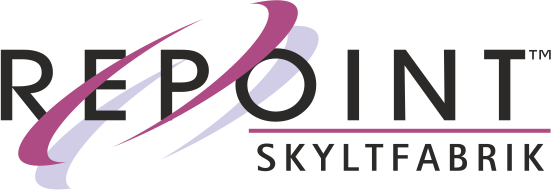 Repoint AB Skyltfabrik